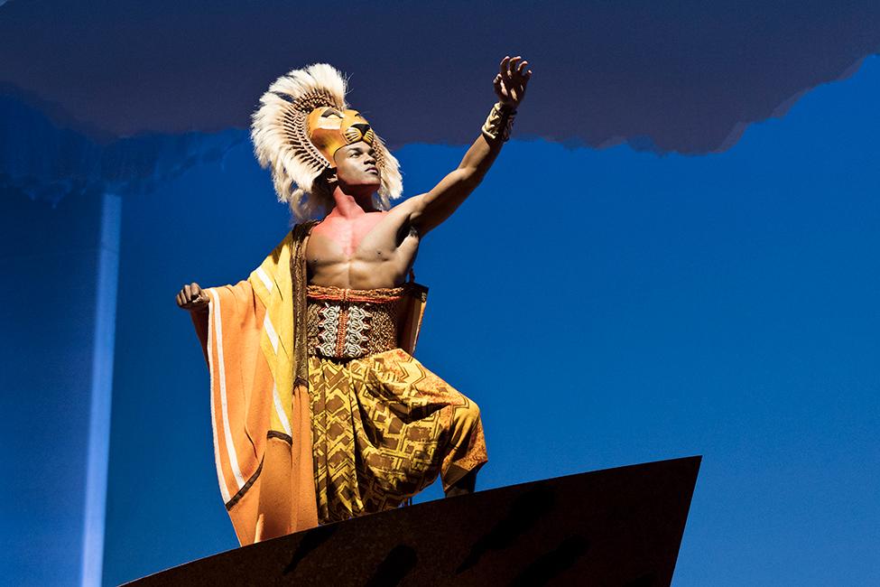 Gerald Caesar Simba Lion King