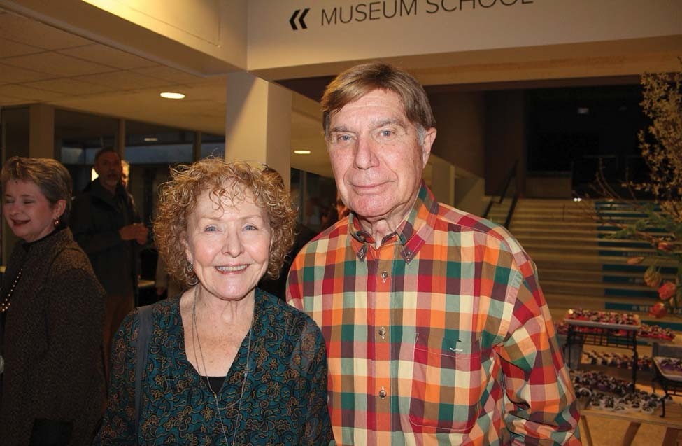 Susan Russell, Gil Caver