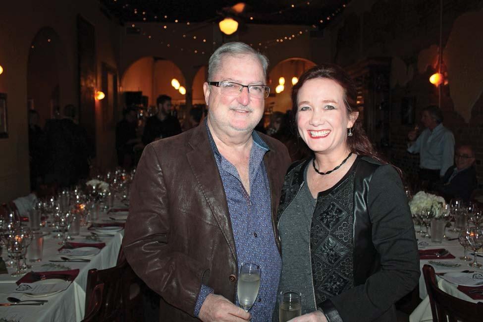 Mark and Janina Cambiano