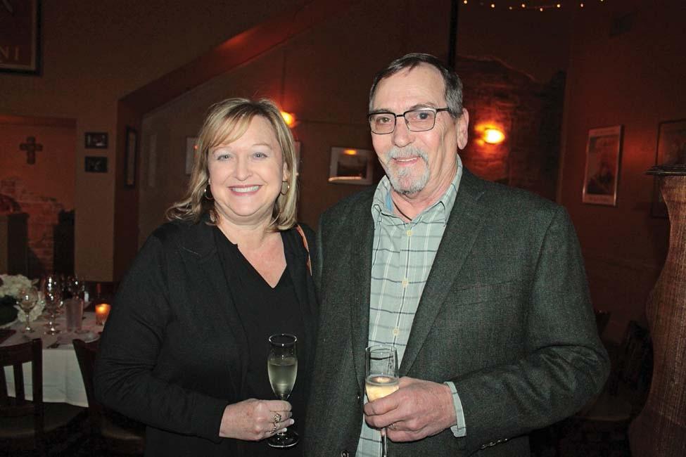 Carol and Michael Orr