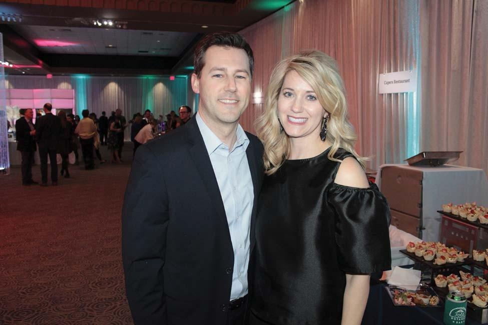 Jason and Abby Holsclaw