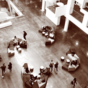 Modern Workplace Evolving Beyond Home, Office
