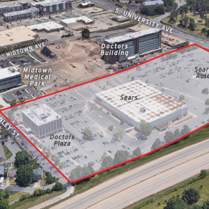 Ownership Change Launches Midtown Commercial Projects