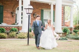 Dreamy Springtime Wedding Inspiration