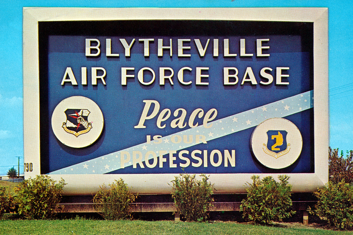 Backers Aim for Tourism Takeoff at Blytheville Air Base