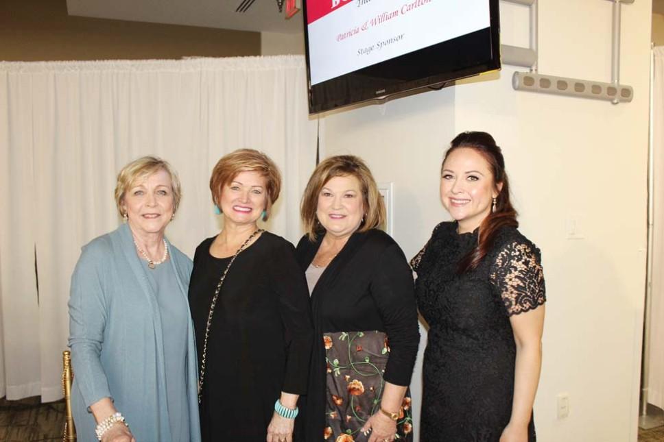 Connie Staley, Marsha Kitterman, Pam O'Neal, Merry Kline