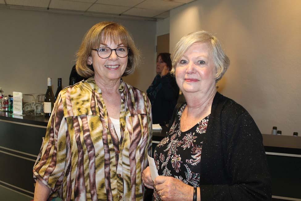 Bonnie Clinton, Ann West