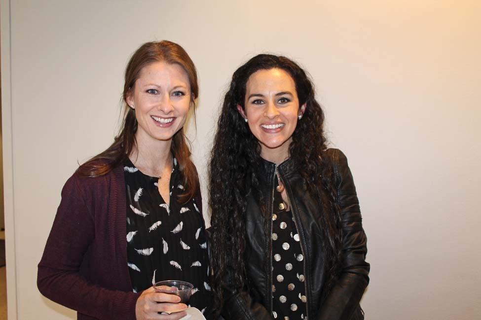 Erica Owens, Sammi Shadid