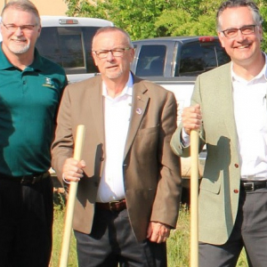 Canadian Company Breaks Ground on $1M Plant in Ozark