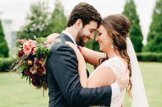 Real Little Rock Wedding: Shelby Lovelace & Lane Bradshaw of Conway