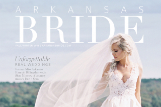 It's Here! Inside the New Fall/Winter 2018 Issue of Arkansas Bride
