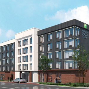 Holiday Inn to Break Ground Soon on Downtown Property