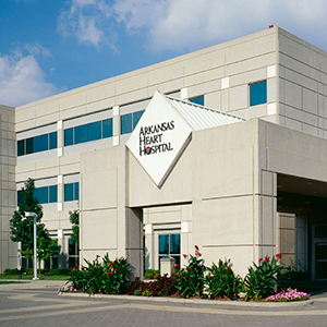 Arkansas Heart Hospital Keeps Up Steady Flow