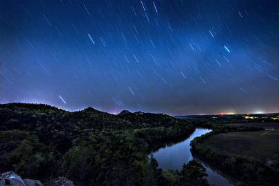 Sunset Canoe Trips and Nighttime Cruises Return to Pinnacle Mountain State Park