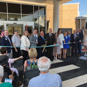 Drew Memorial Unveils Expanded Facility