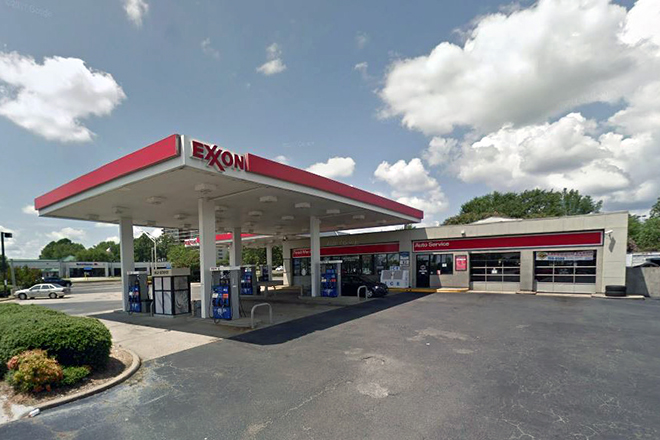 lakewood exxon location picked up by cvs arkansas business news