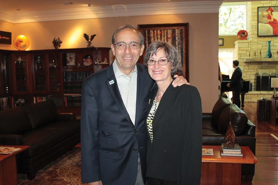 Paul and Linda Leopoulos