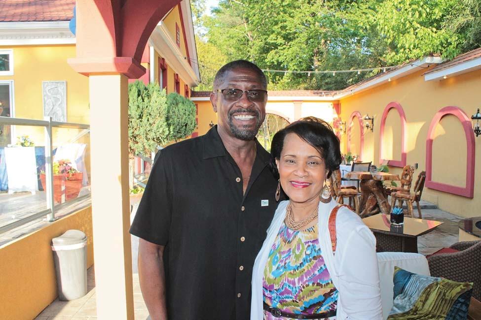 Dr. Danny and Latanya Fletcher