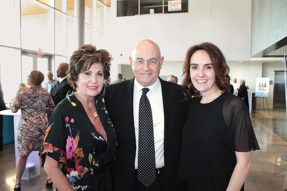 Trish and Steve Roberson, Caitlyn Mason