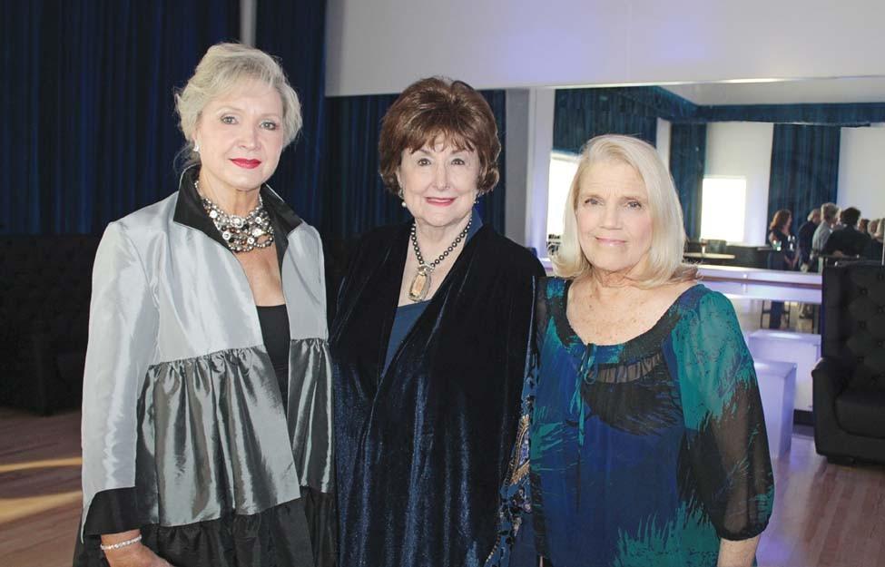 Betty Millsap, Dorothy Morris, Sharon Heflin