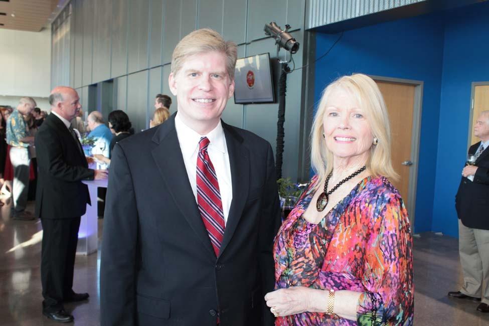 Scott Lauck, Karen Lauck