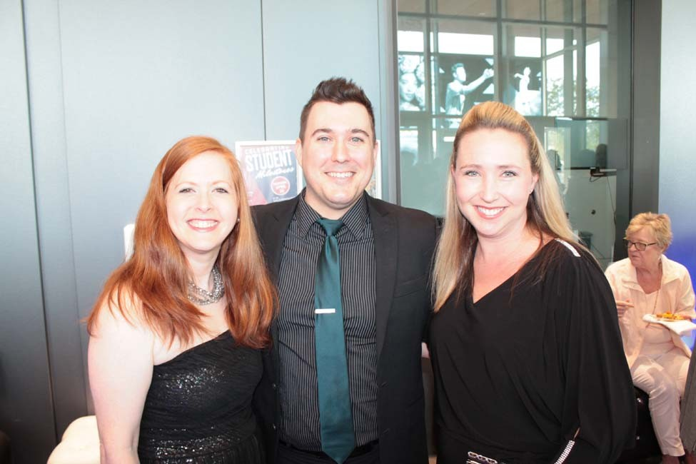 Sheridan and Drew Posey, Katie Signaigo Dudley
