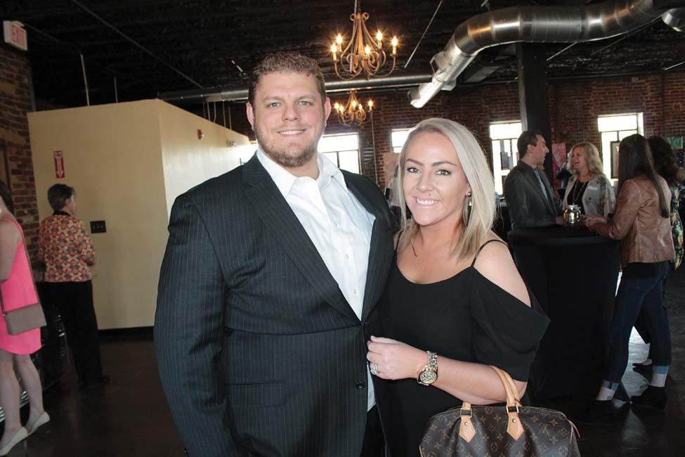 Blake and Hannah Smith