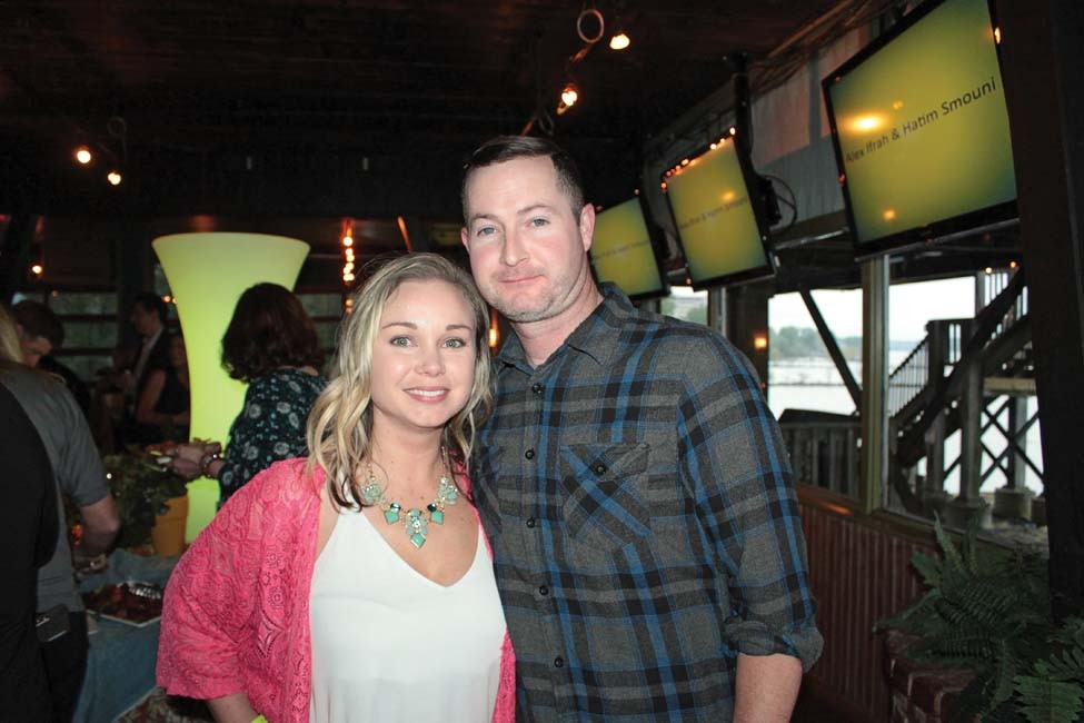 Chrissy and Dustin Cole