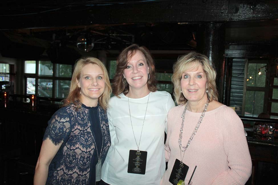 Sheryl McKelvey, Ashley Rankin, Janet Flegal