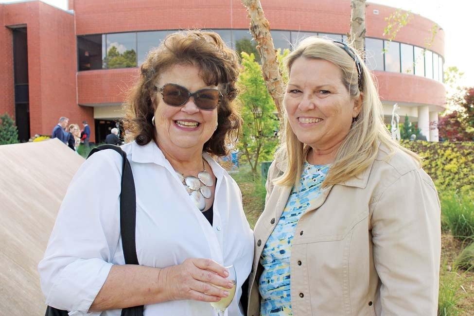 Anita Mounger, Judy Blevins