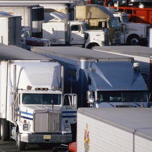 Truck Driver Pay Rose Before Pandemic