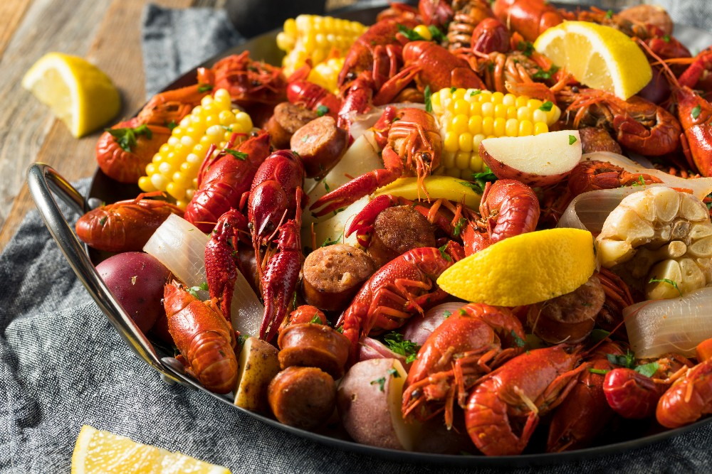 Dip Into The Bayou At Carti S Ragin Cajun Bash Little