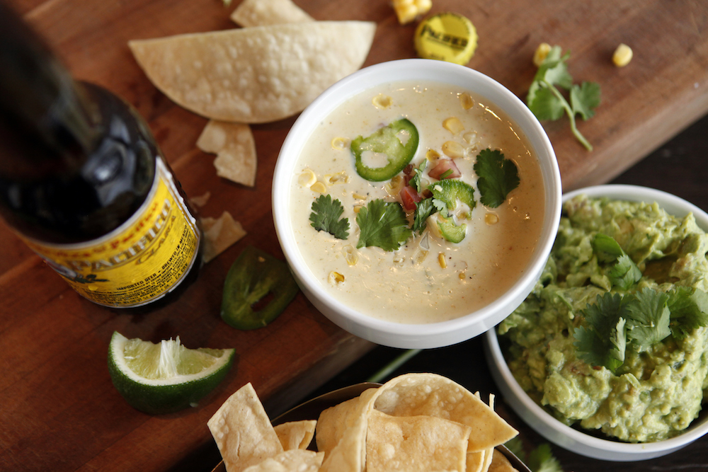 Queso blanco, Local Lime, Yellow Rocket Concepts