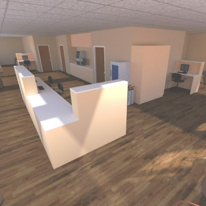$1M Renovation Of CARTI Clinic in Conway is Underway
