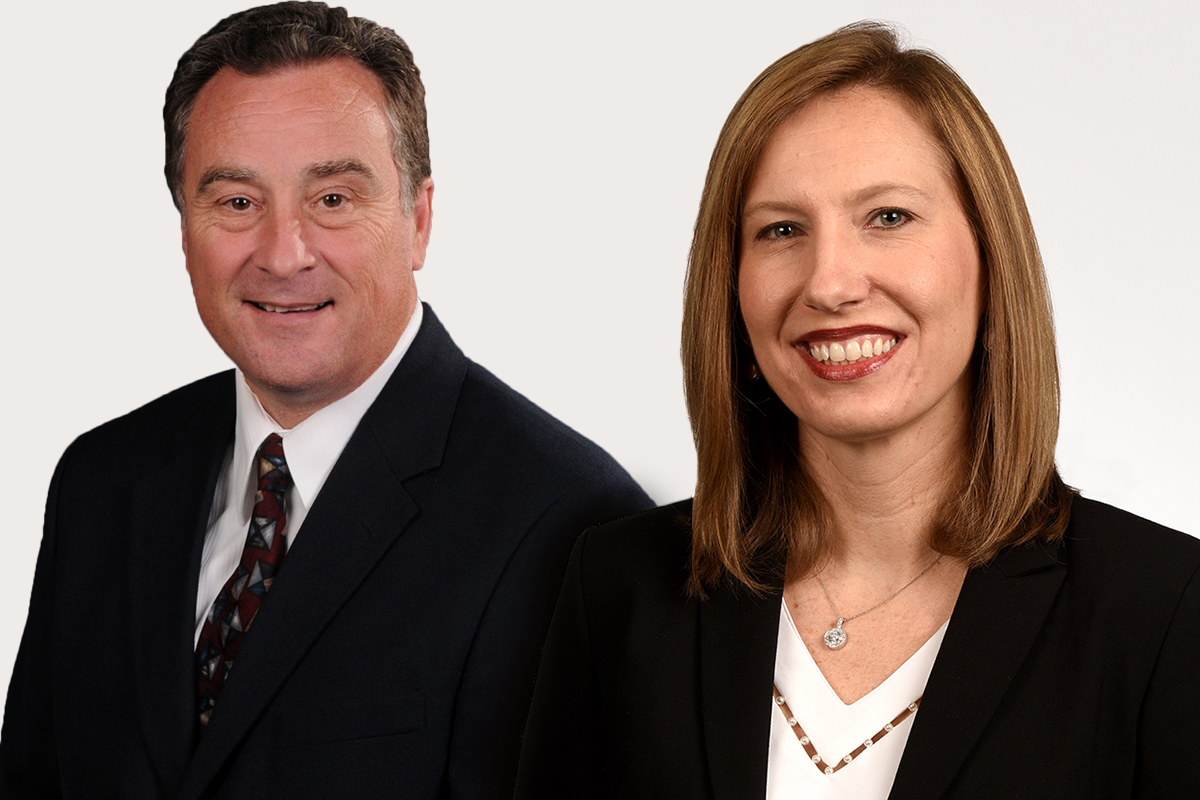 UAMS Names New Campus Leader, CFO for Clinical Programs
