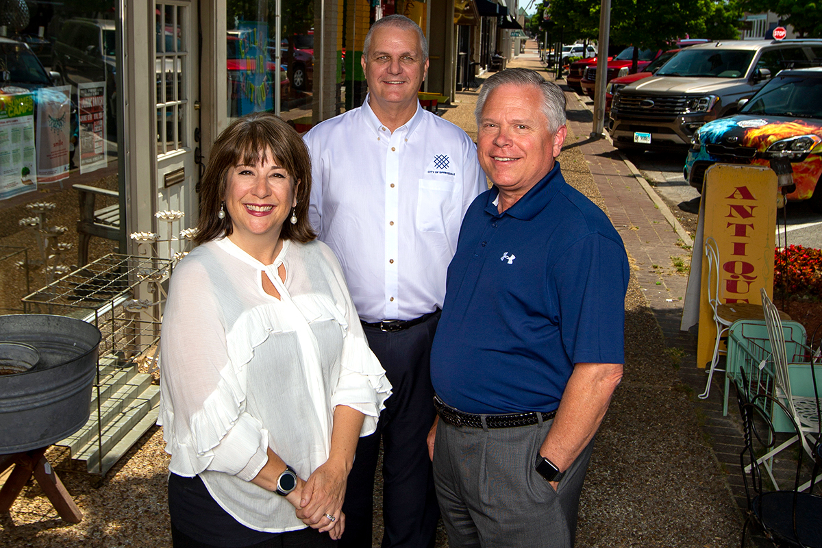 Springdale Hopes to Maintain New Momentum Downtown