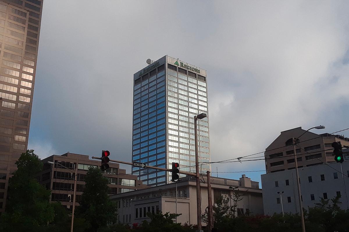 Regions Center Owners Sue Over $32M Default