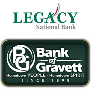 Legacy National Bank Closes Deal to Buy Gravett Bancshares
