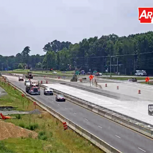 Highway Widening Continues in Jacksonville