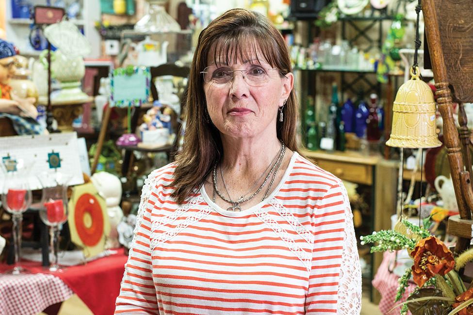 LIVING IN ARKANSAS Meet the Neighbors Judy Watkins-McClara