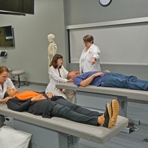 Arkansas Osteopathic Colleges Line Up Students