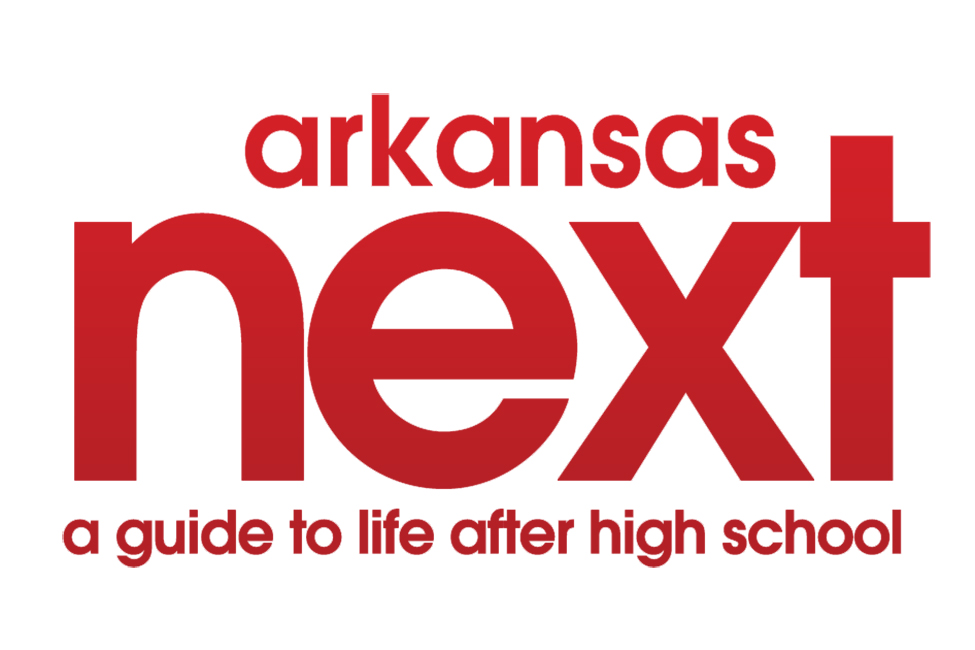 Arkansas Next logo RED