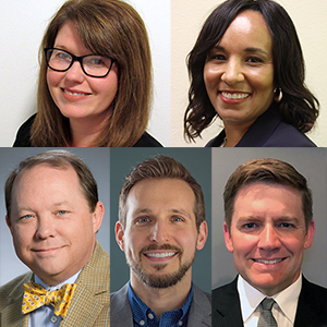 Pulaski Tech Appoints 5 New Deans (Movers & Shakers)