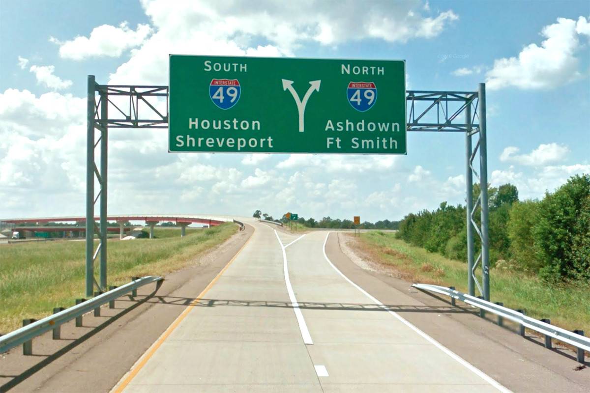 Interstate 69 Arkansas Map.Lack Of Funding Continues To Sideline Interstate 49 Arkansas