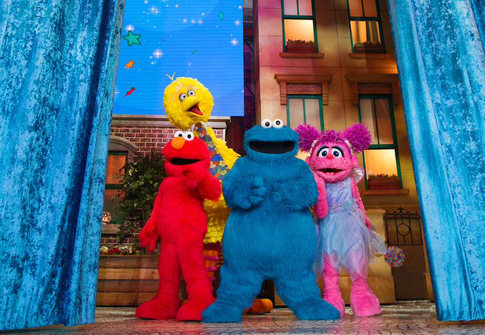 Meet greet with elmo and friends at sesame street live little meet greet with elmo and friends at sesame street live little rock family m4hsunfo