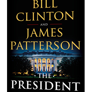 Bill Clinton's 'The President is Missing' A Million Seller