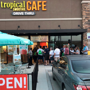Smooth Move: Merger Forms Top Tropical Smoothie Franchisee