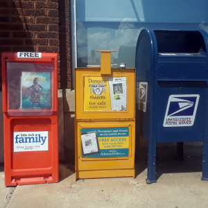 Buy Local — News, That Is (Editorial)