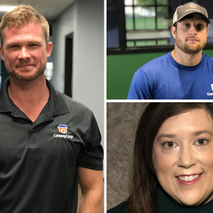 Three Promoted at Conway Corp. (Conway Movers & Shakers)