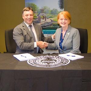 ATU, North Arkansas College Sign Agreement